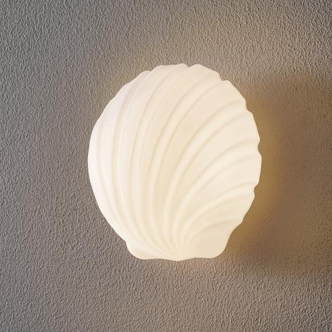 Glazen wandlamp Mydi