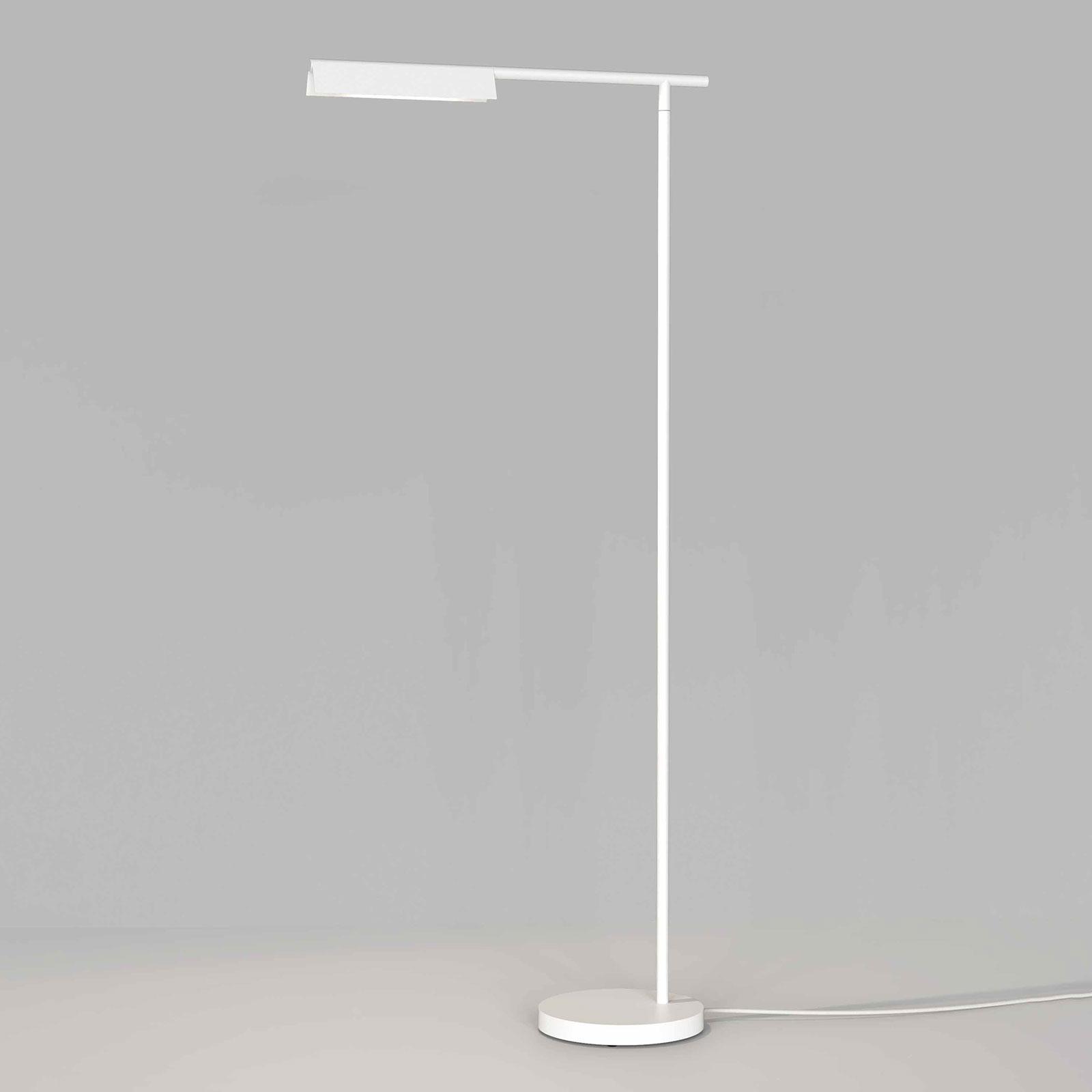 Astro Fold LED vloerlamp mat wit