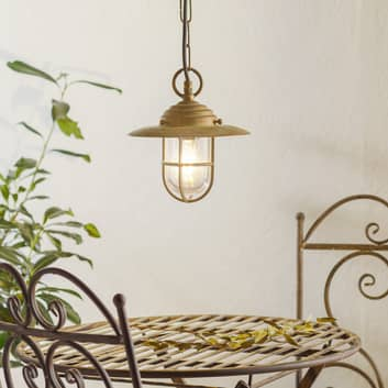 Bruno - snygg taklampa för utomhusbruk