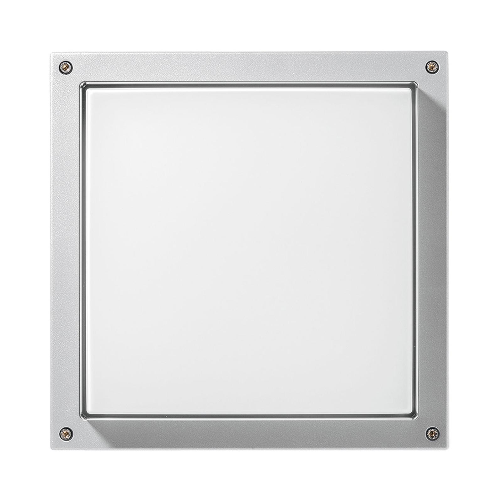 Wandlamp Bliz Square 40 3.000K wit dimbaar