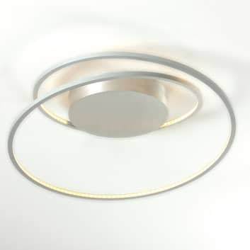 Fascinerande LED-taklampa At i aluminium