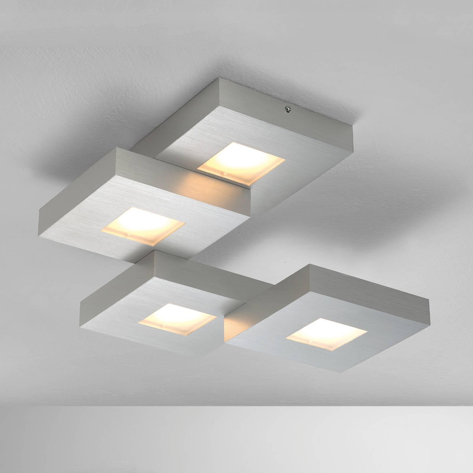Bopp Cubus - treppenförmige LED-Deckenleuchte