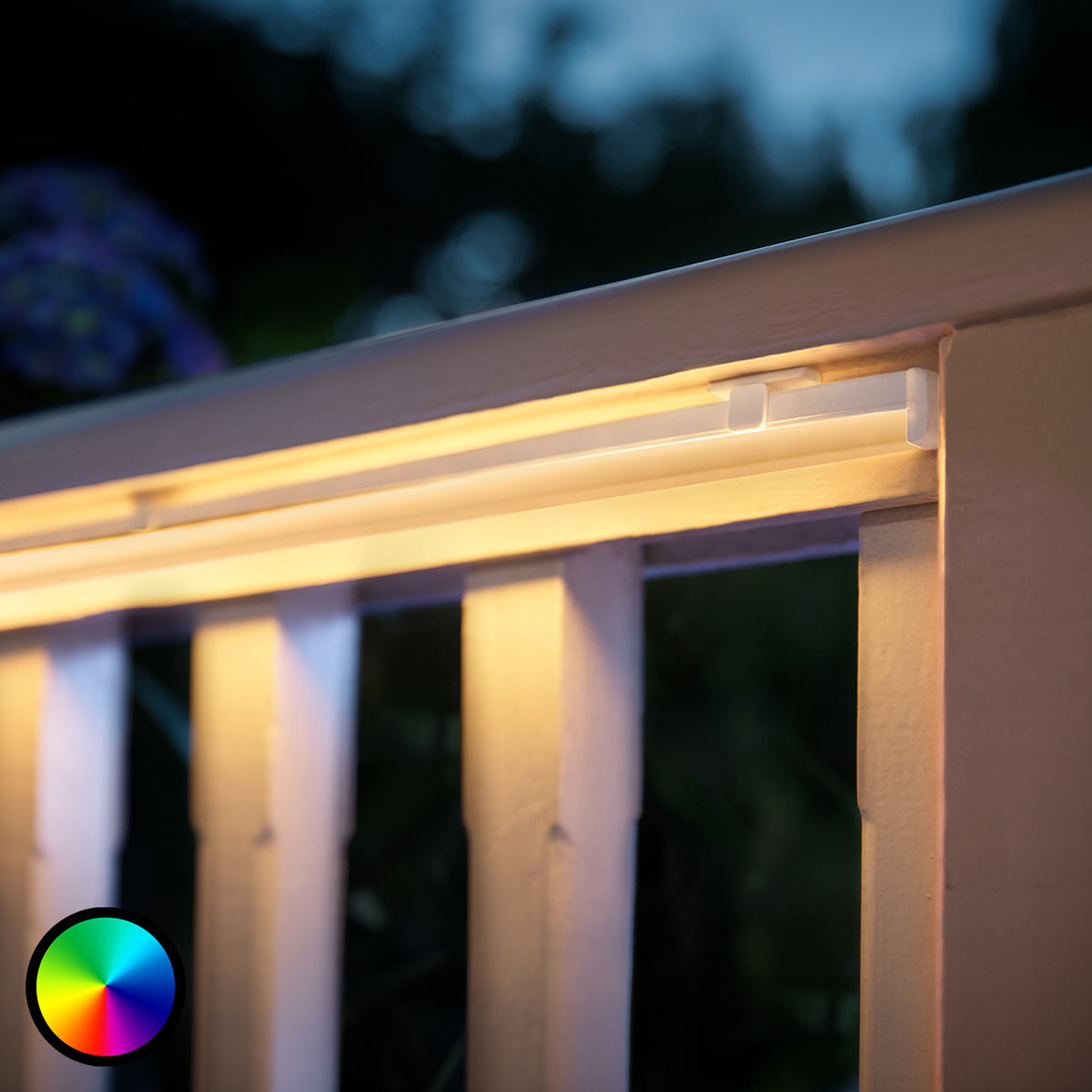 Philips Hue Lightstrip Outdoor 5m White & Color