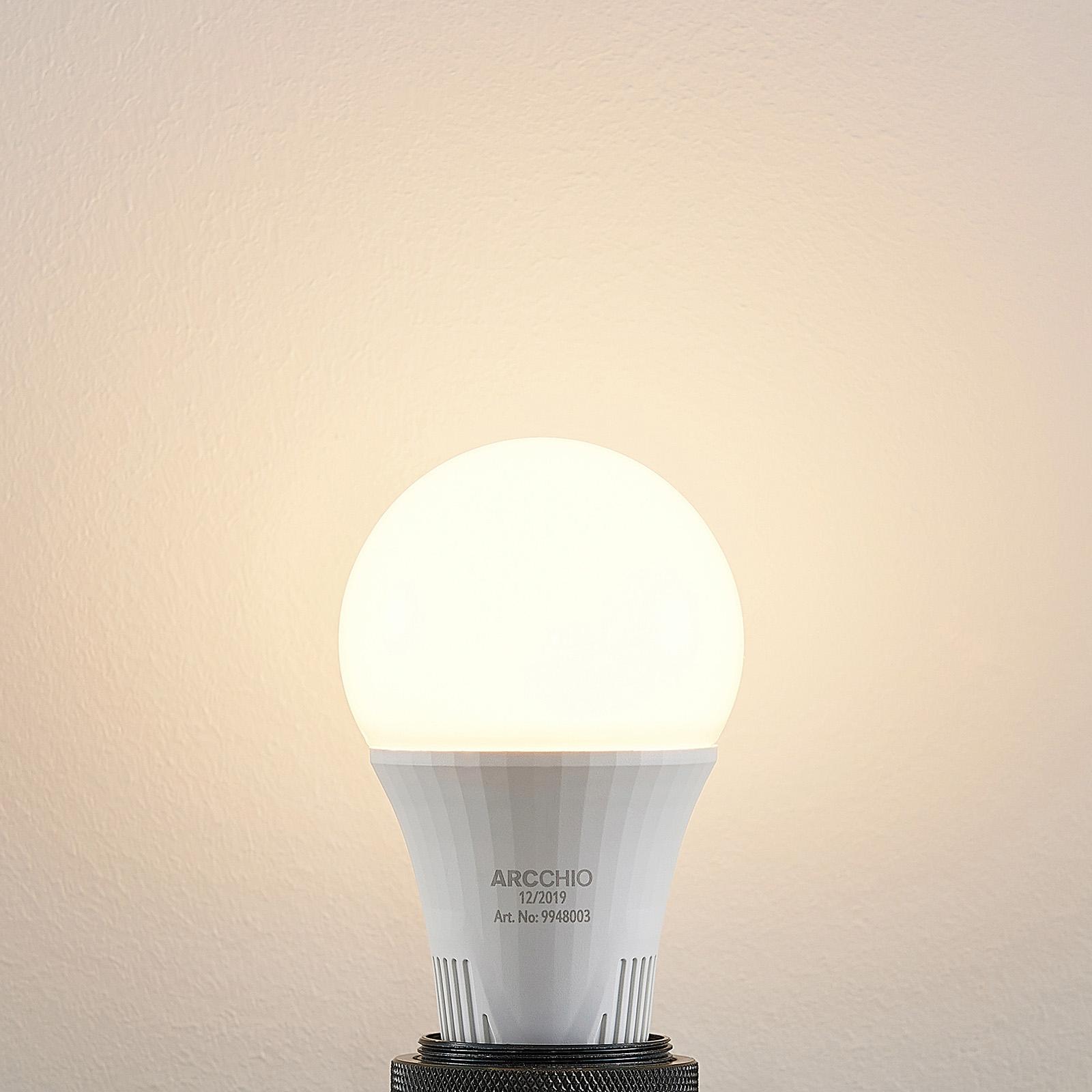 LED-pære E27 A66 15W hvid 2.700K