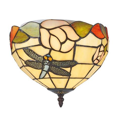 Dekorativa LED-taklampan Mariam