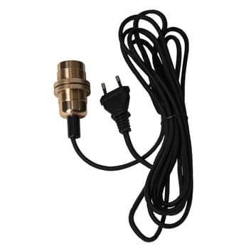 Fade E14-fatning med ledning
