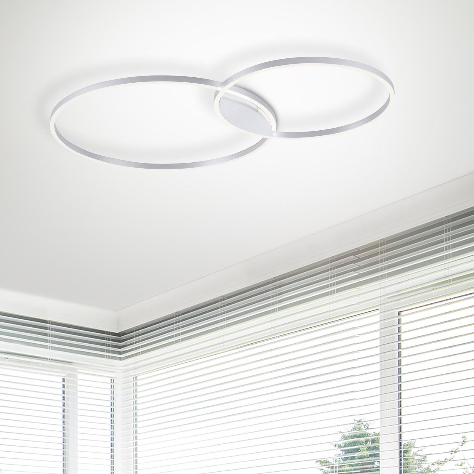 Paul Neuhaus Q-CATE LED plafondlamp, 125cm