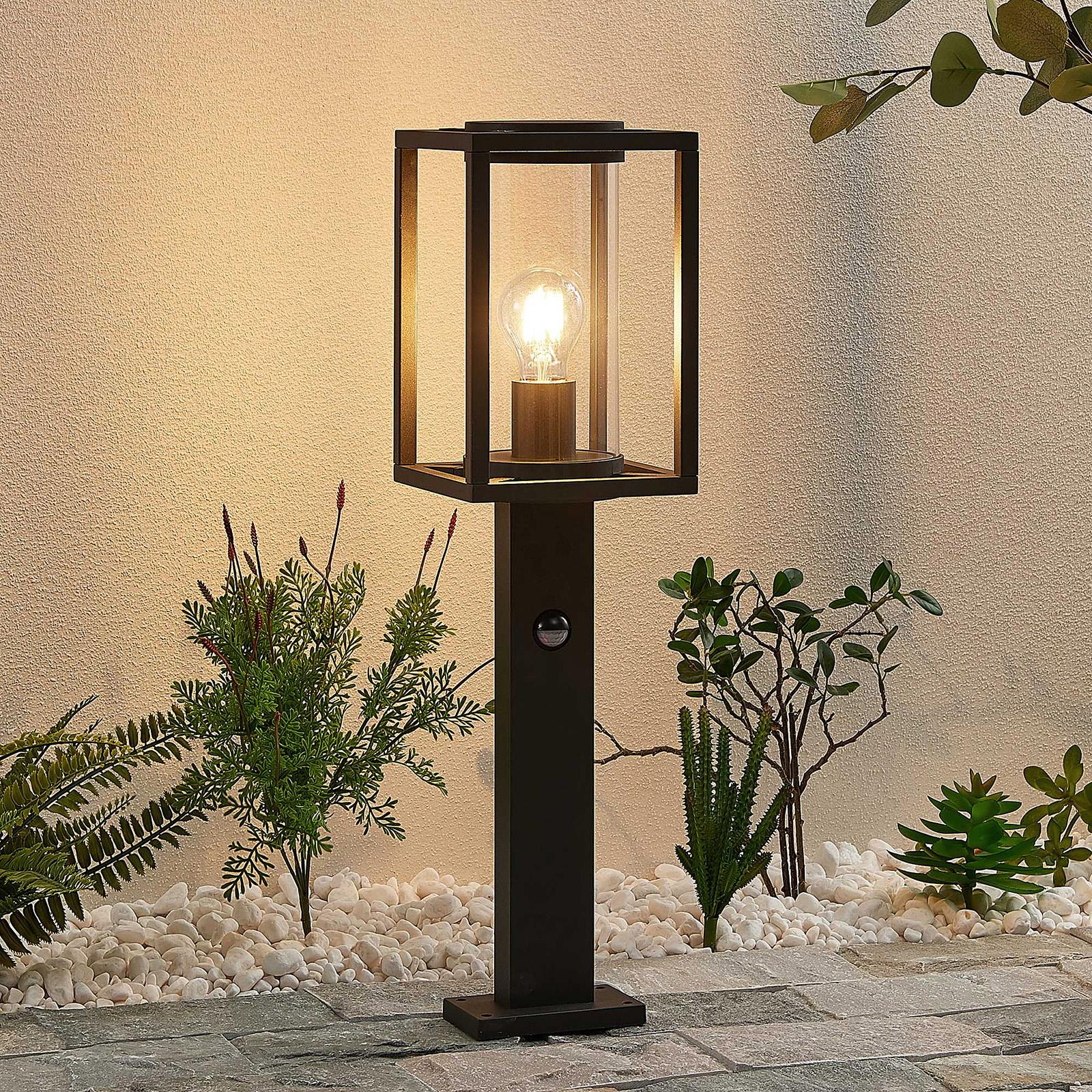 Lucande Ferda gånglampa rörelsesensor 60 cm