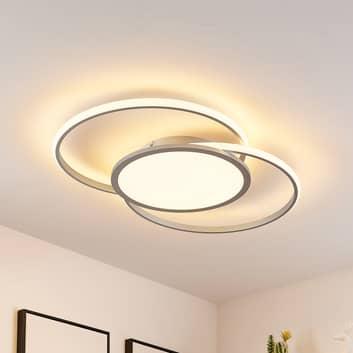 Lucande Senne plafón LED, CCT