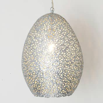 Hanglamp Cavalliere, zilver