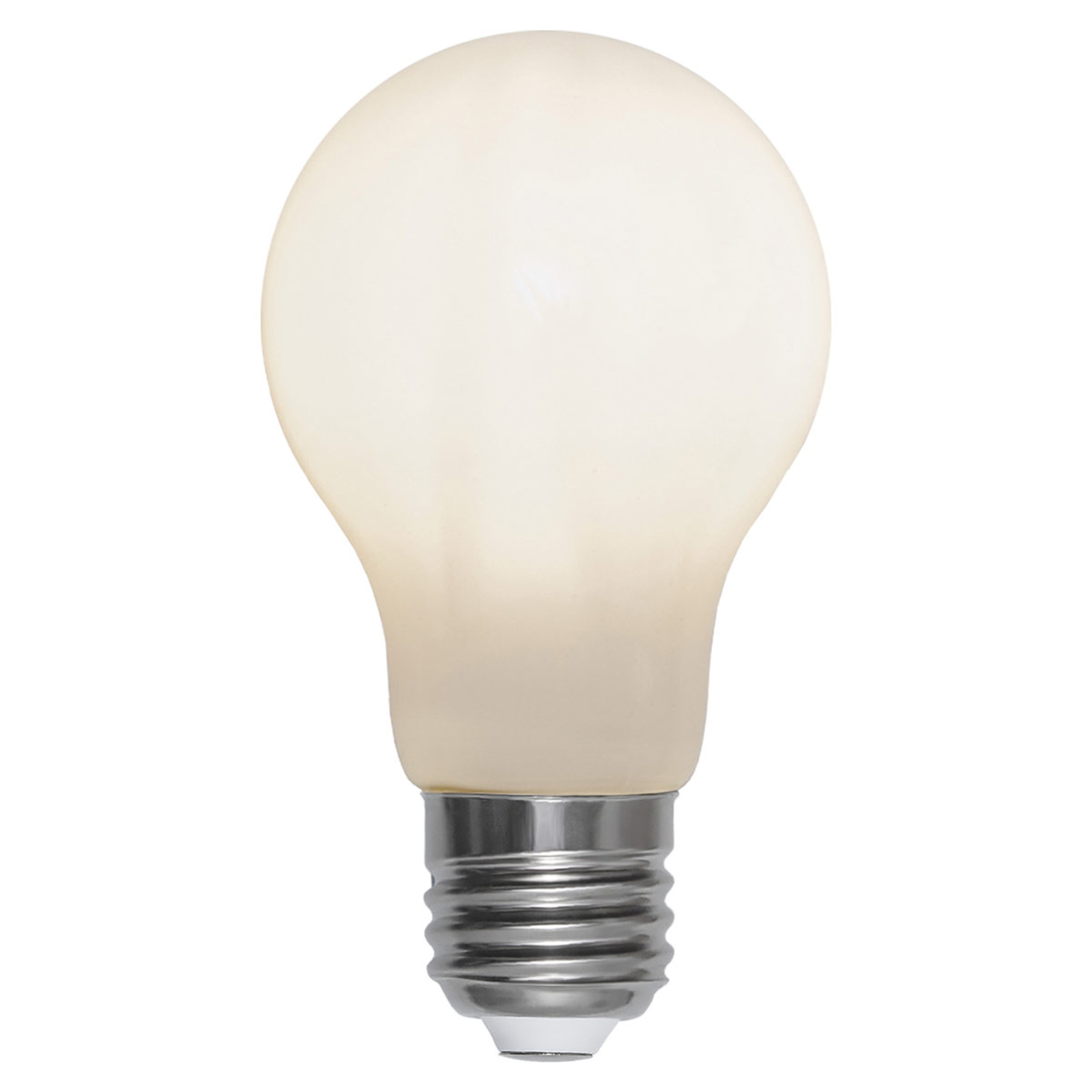 LED-Lampe E27 2.700K Ra90 opal 10W