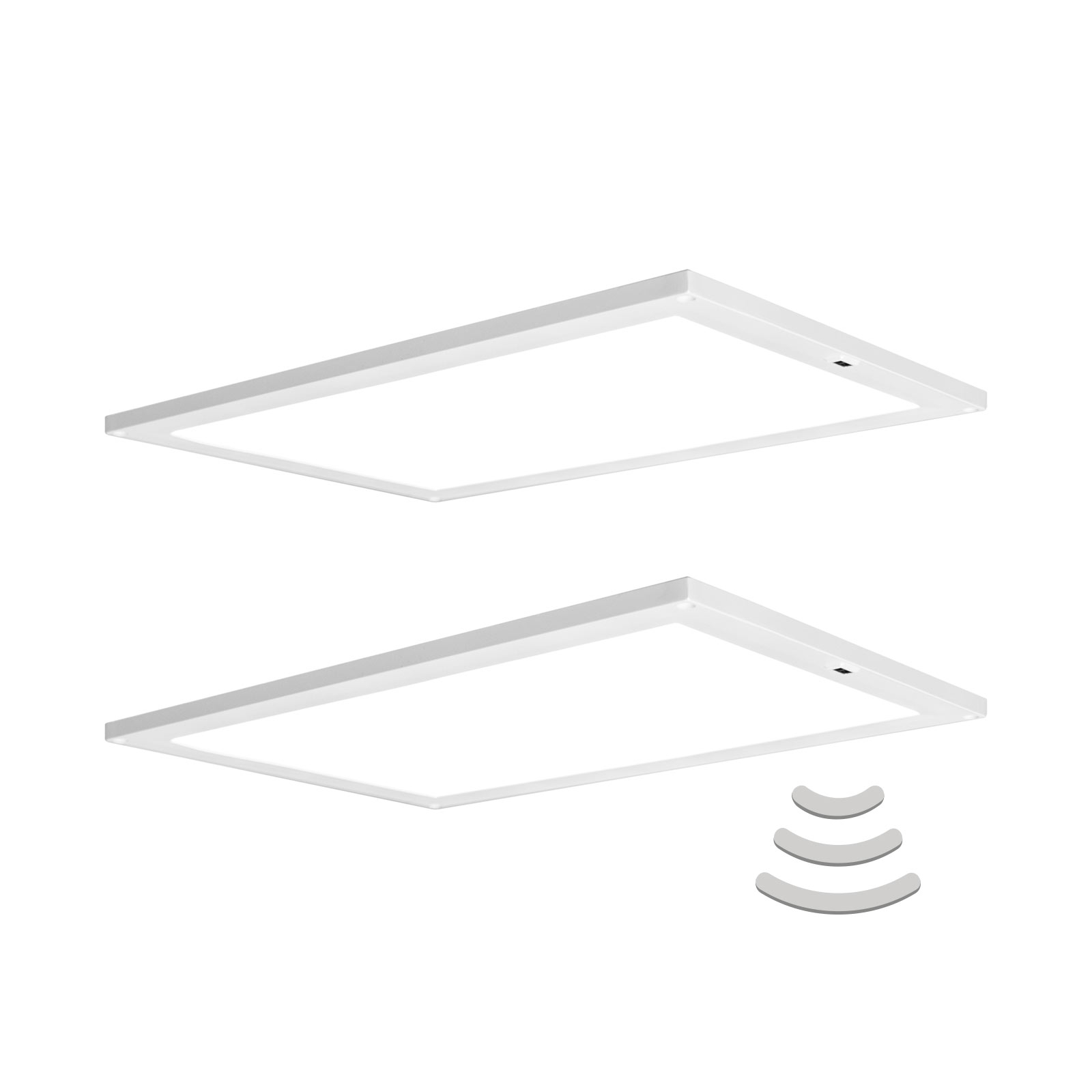 LEDVANCE Cabinet Panel benkarmatur 30x20cm 2er