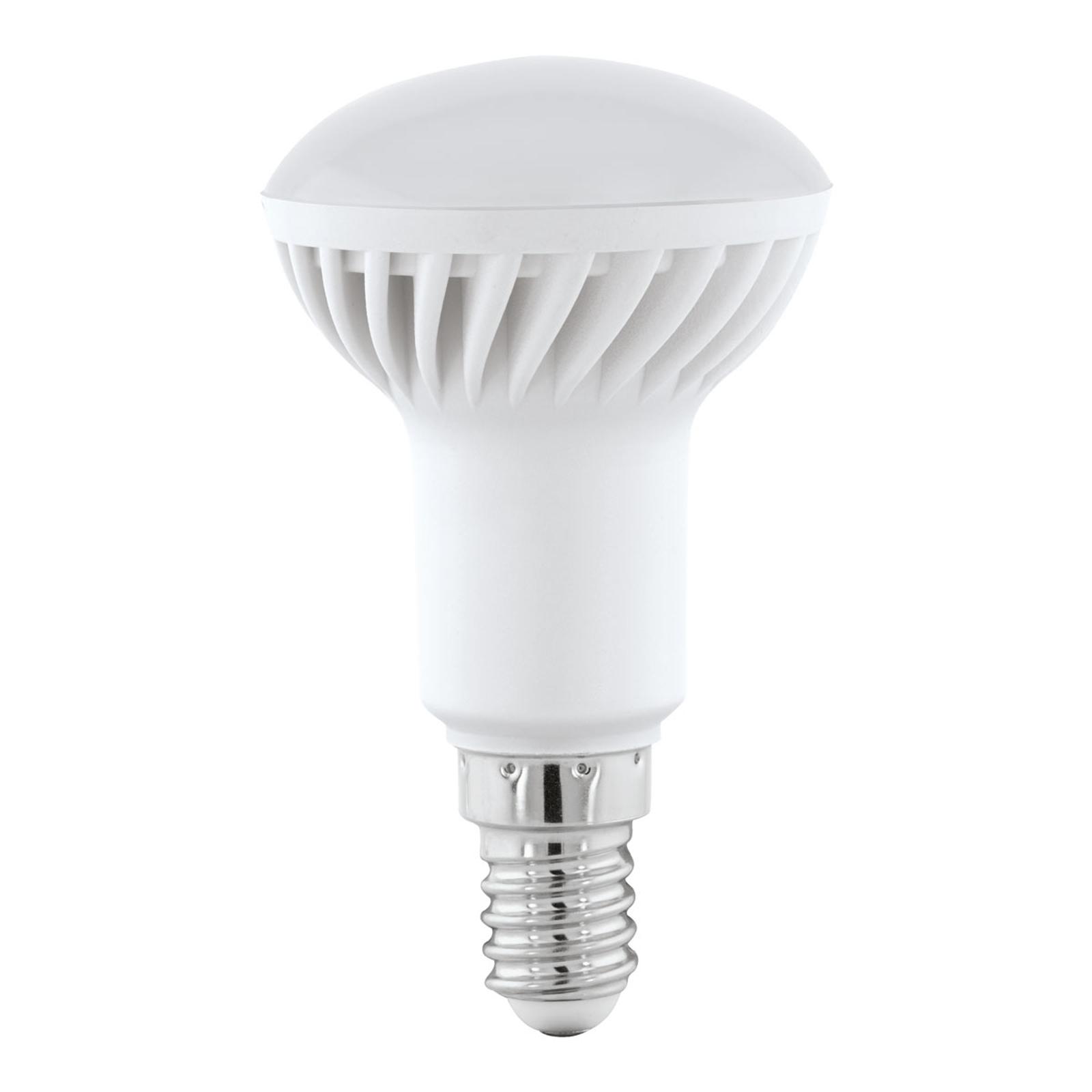 LED-Reflektor E14 5W, warmweiß, matt