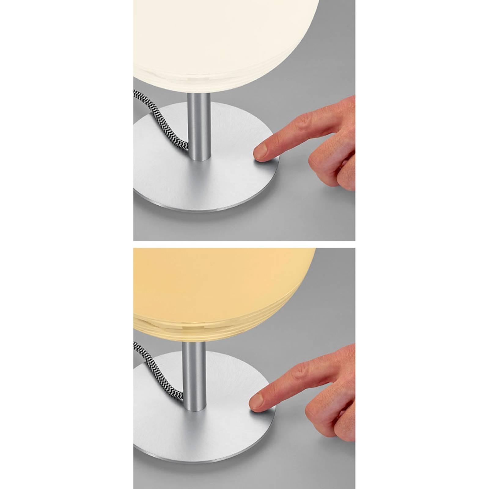 Bopp Flavor lampe à poser LED, variateur tactile