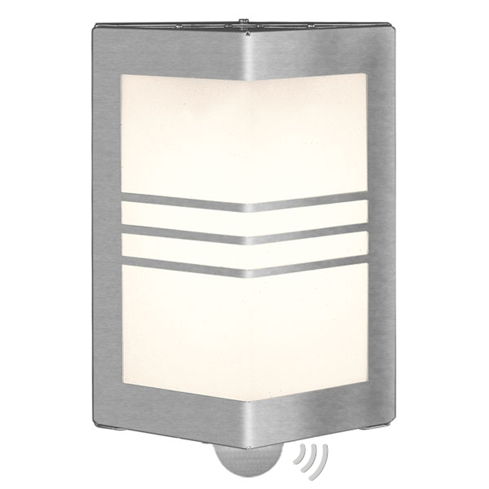Wandlamp MEDI met bewegingssensor
