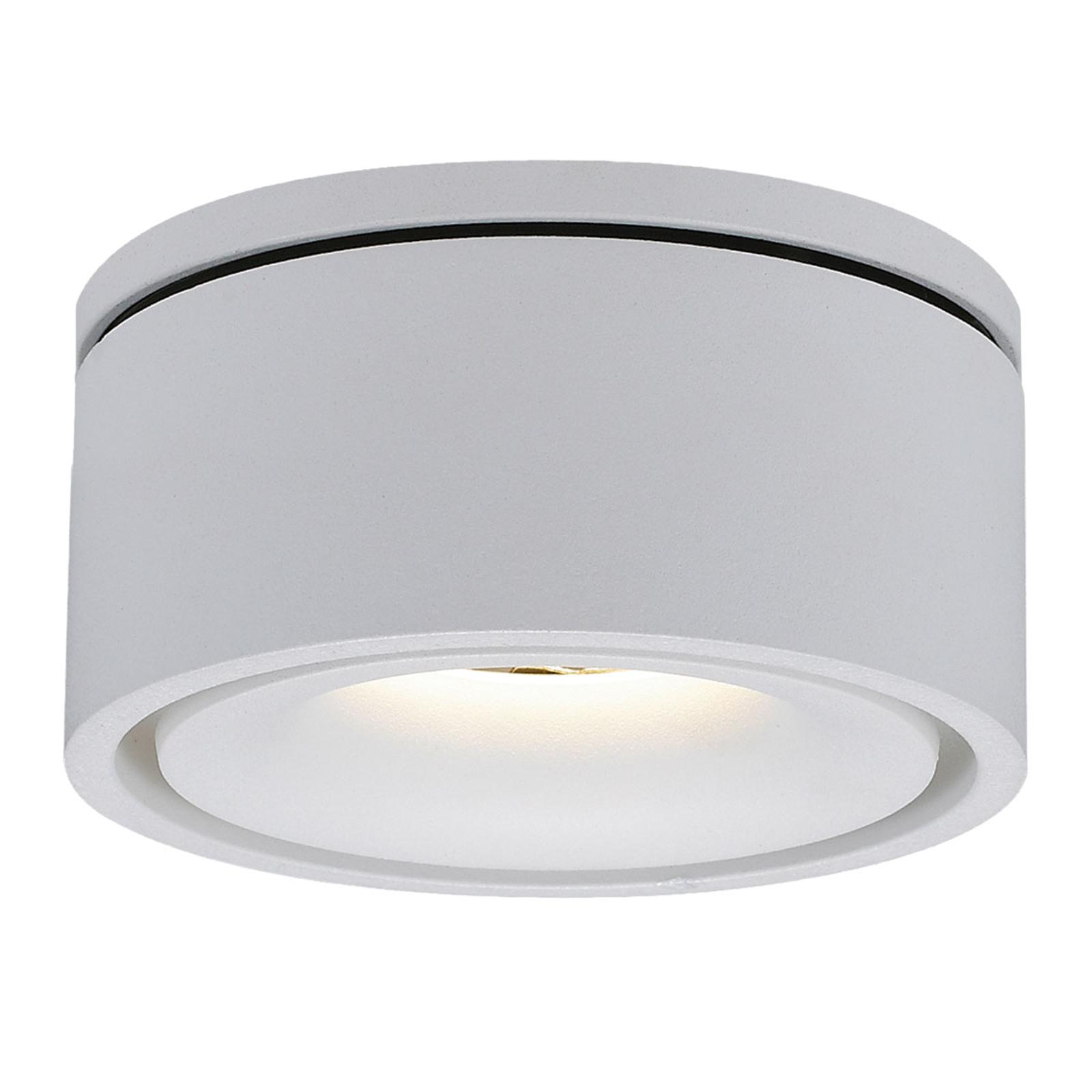 LED-downlight Tivoli-E, roter- og svingbar