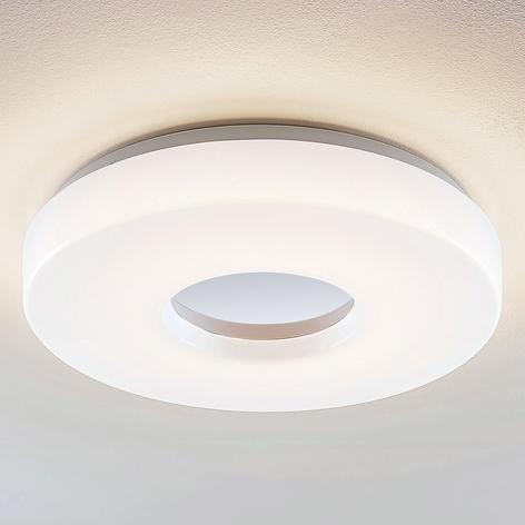 Lindby Florentina plafón LED, anillo, 29,7 cm
