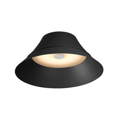 SLV Bato 45 plafonnier LED noir