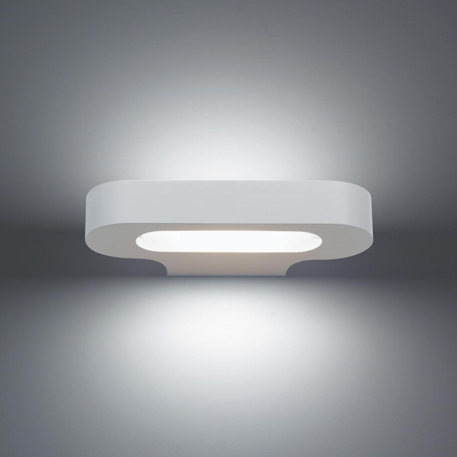 Artemide Talo design-wandlamp R7s 21 cm wit