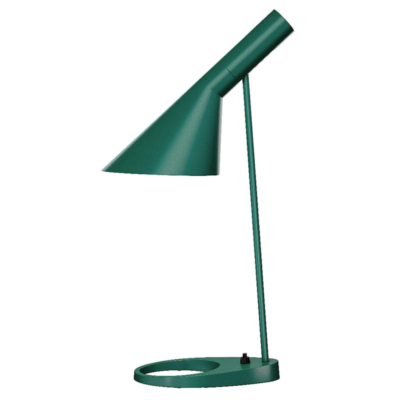 Louis Poulsen AJ - designer tafellamp, groen