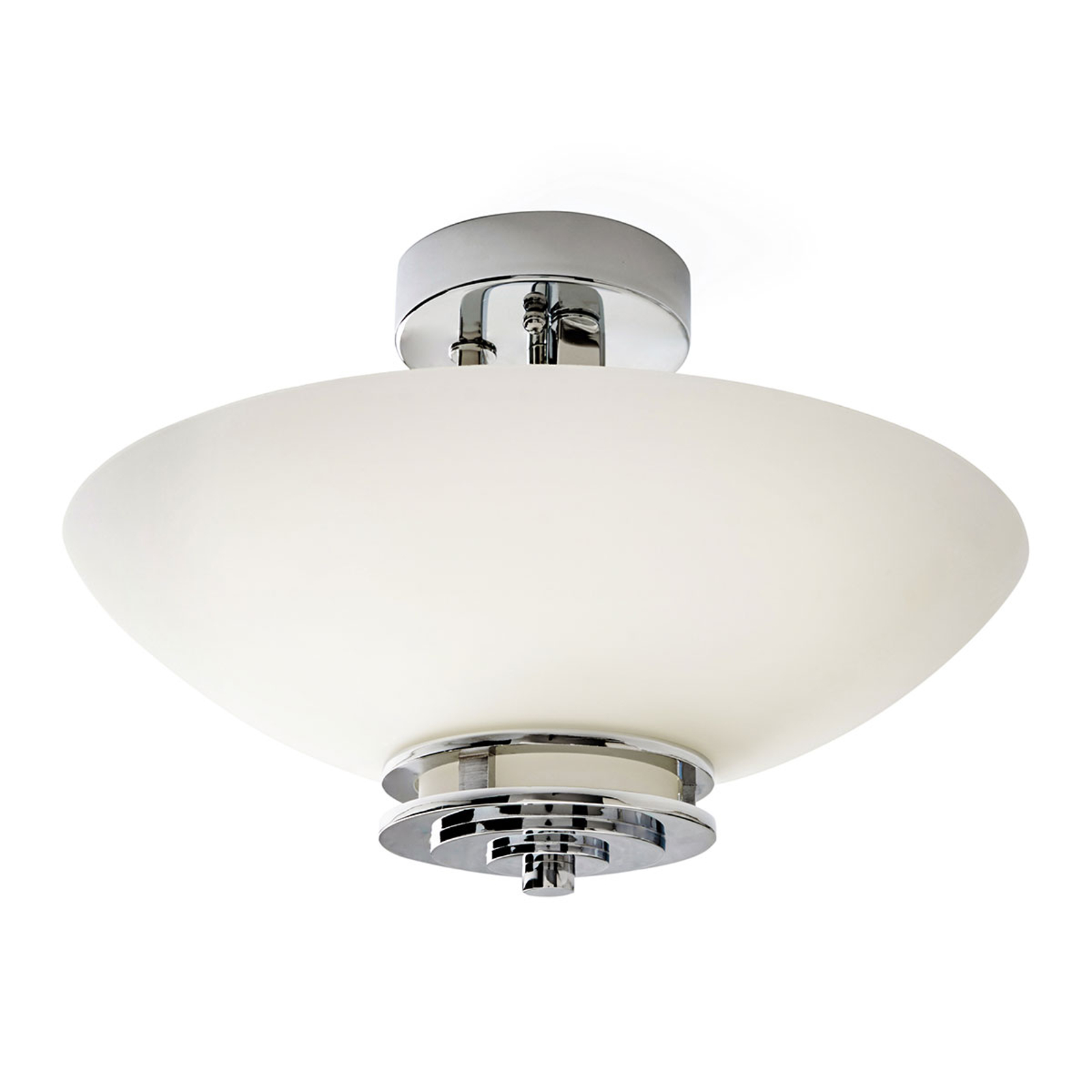 Łazienkowa lampa sufitowa Hendrik z LED
