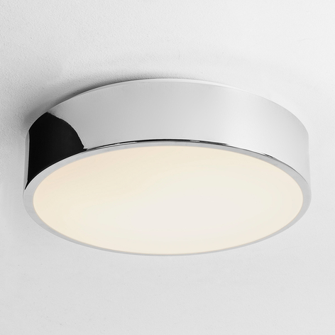 Astro Mallon LED plafondlamp Ø 33 cm chroom
