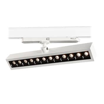 Arcchio Millay LED-3-Phasen-Schienenstrahler weiß