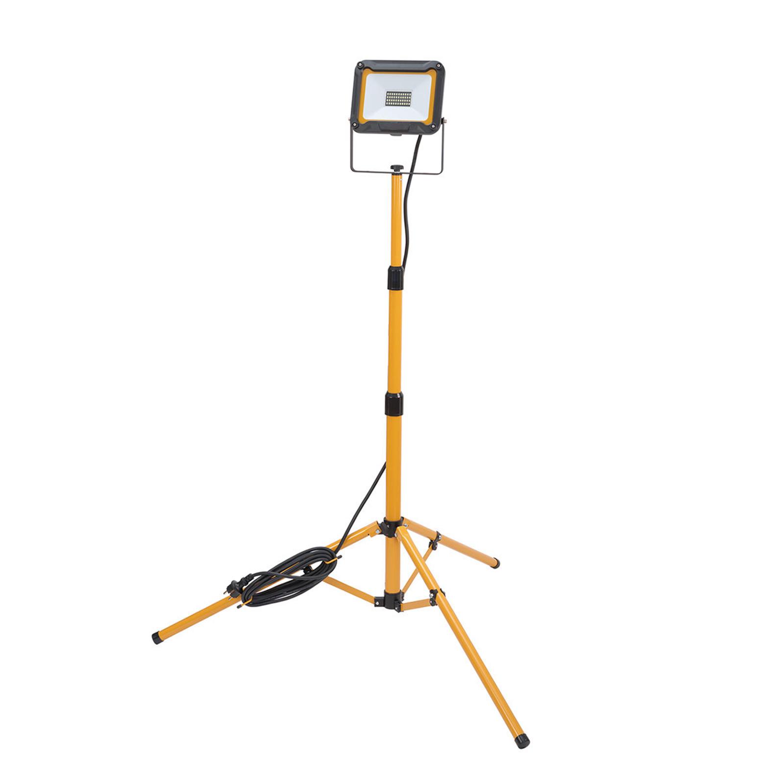 LED spot Jaro driebeenvoet IP65 1-lamp 30W