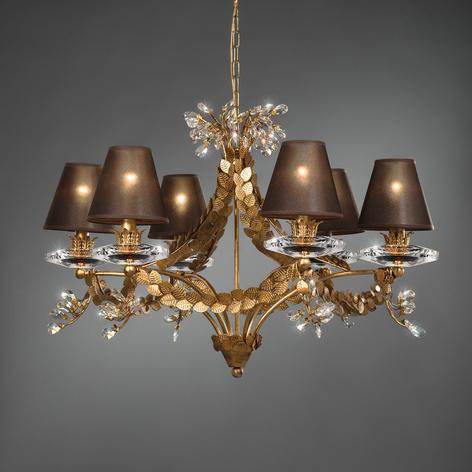 Fogliame - elegante lampadario