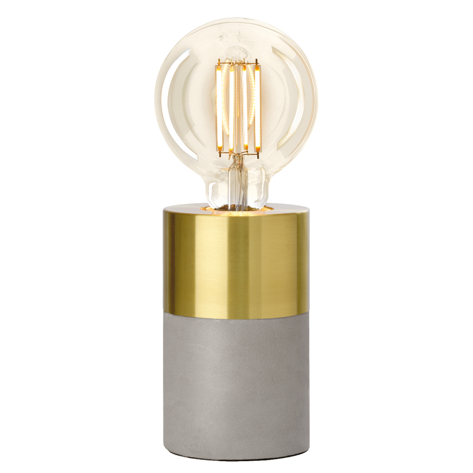 Villeroy & Boch Athen tafellamp in goudlook