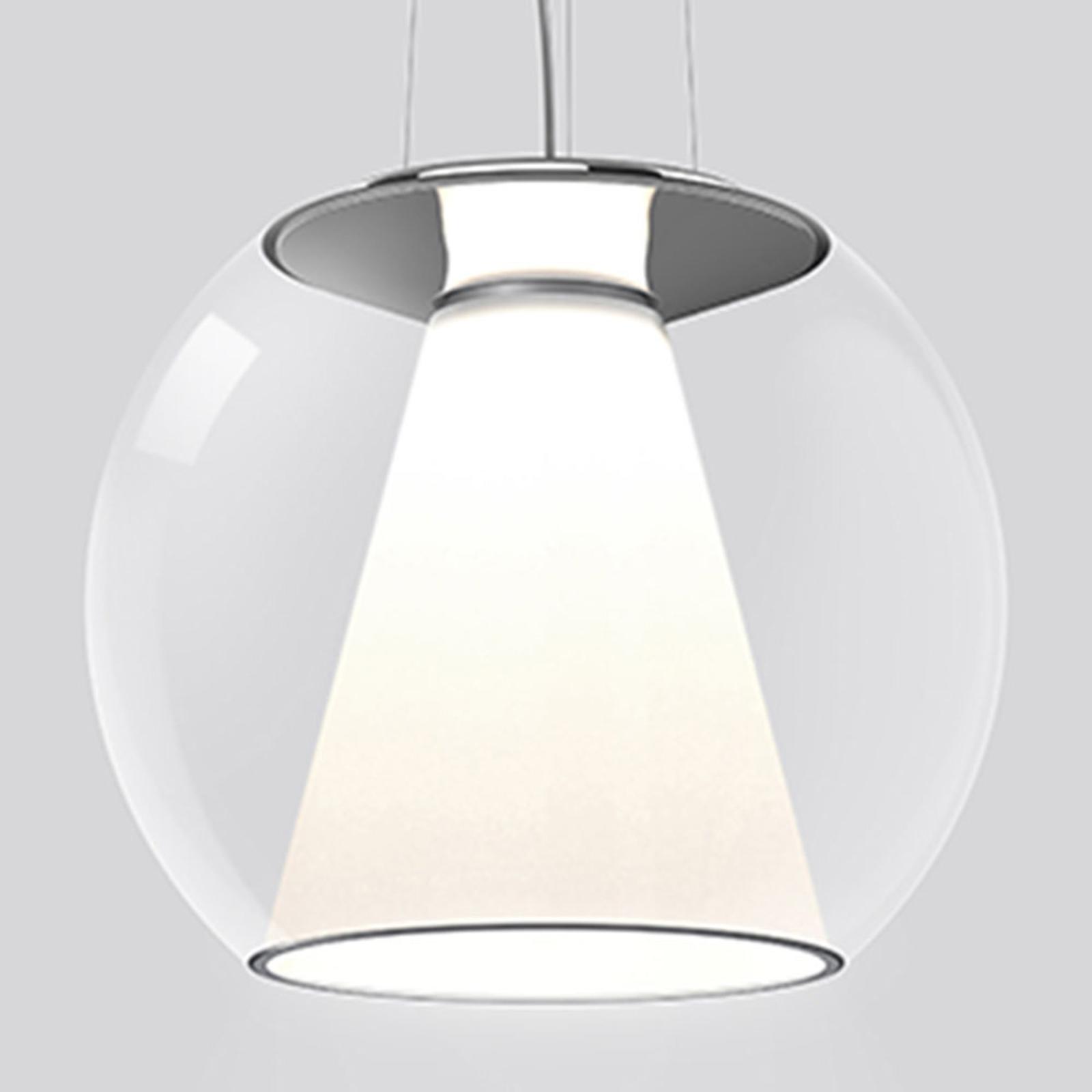 serien.lighting Draft M Hängelampe 927 Triac klar