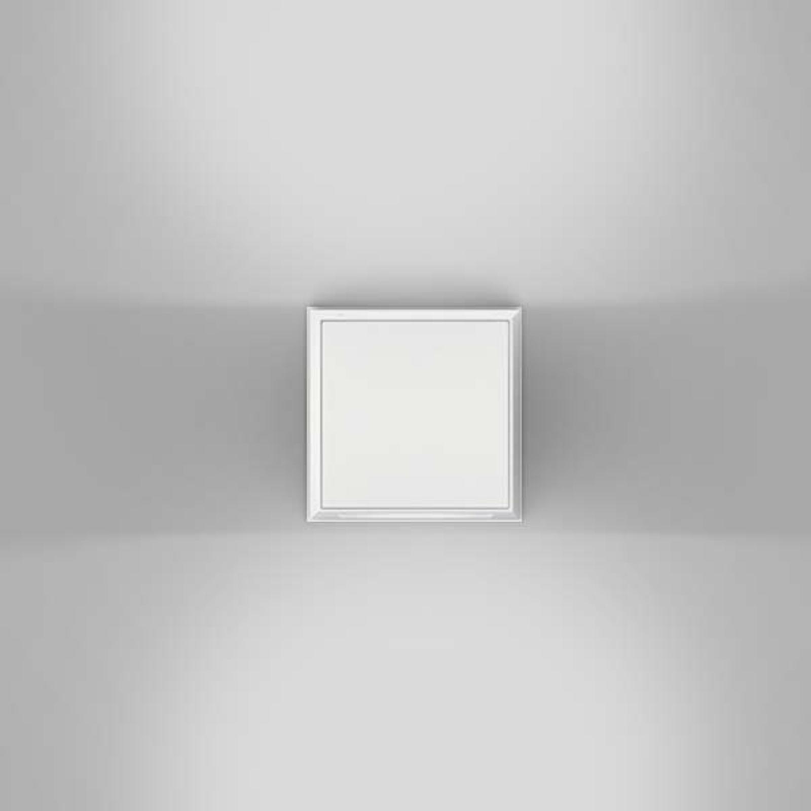 Produktové foto IP44.de IP44.de Gap Q LED venkovní nástěnné světlo bílé
