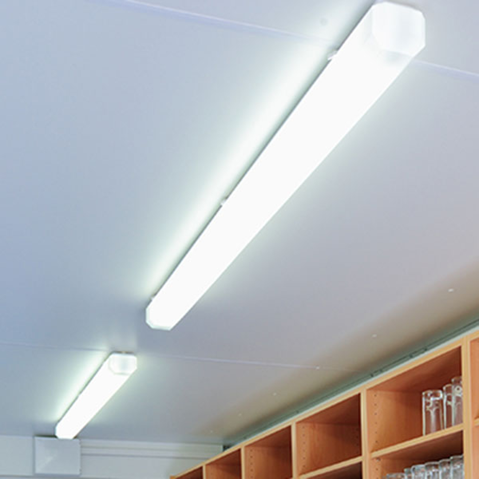 LED-Wannenleuchte KLKF/1500 152cm 4.000K 4.157lm