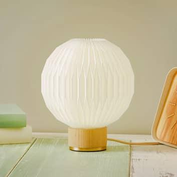 LE KLINT 375 stolní lampa Ø 18cm plastové stínidlo