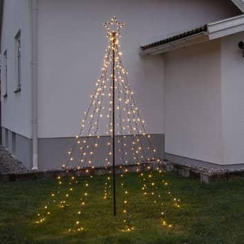 LED-Lichterbaum Spiky
