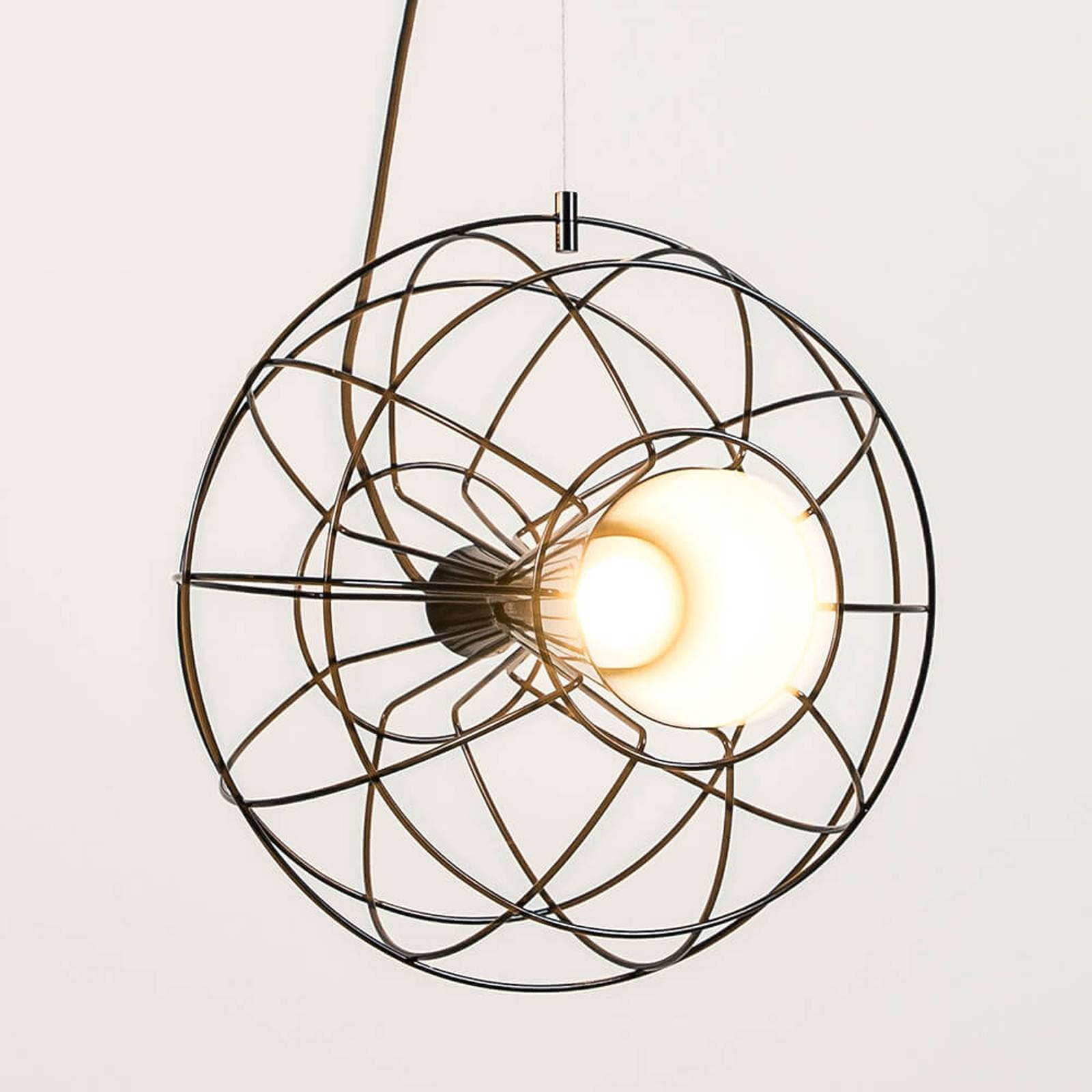 Innermost Latitude - LED hanglamp zwart