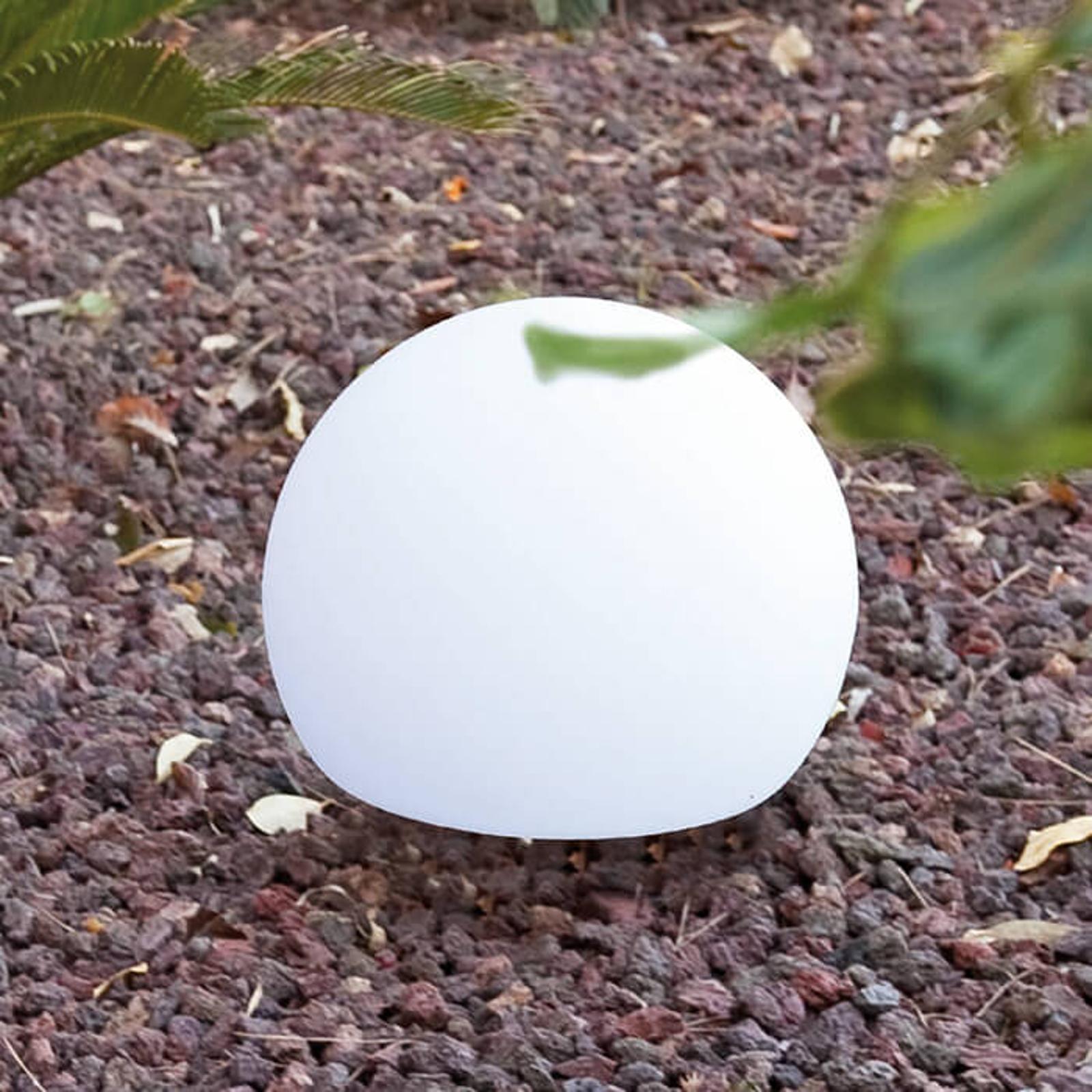 IP65 - rund utendørs dekorasjonslampe Balda