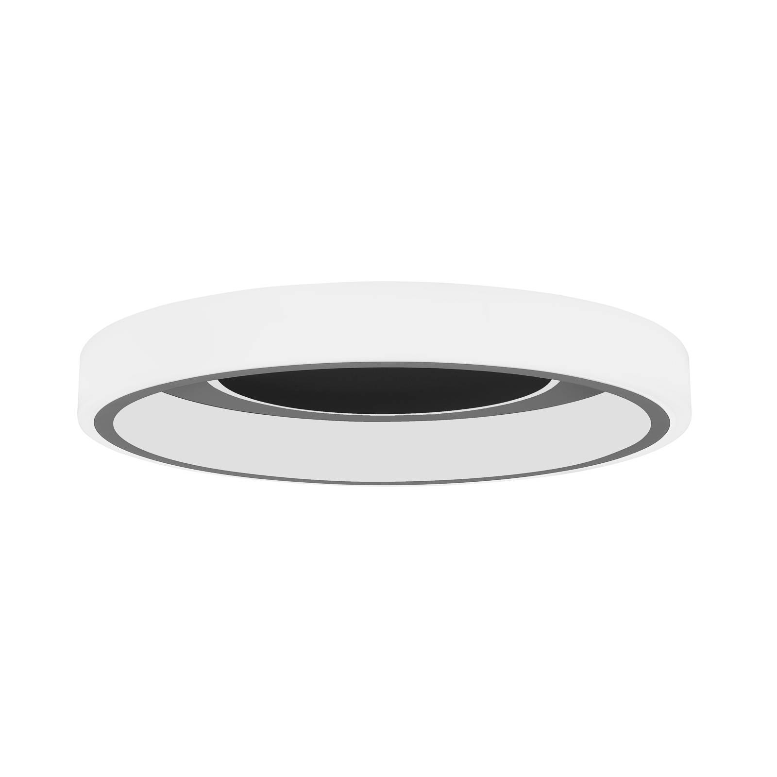 Lindby Wikani plafonnier LED, RVB, CCT, dimmable