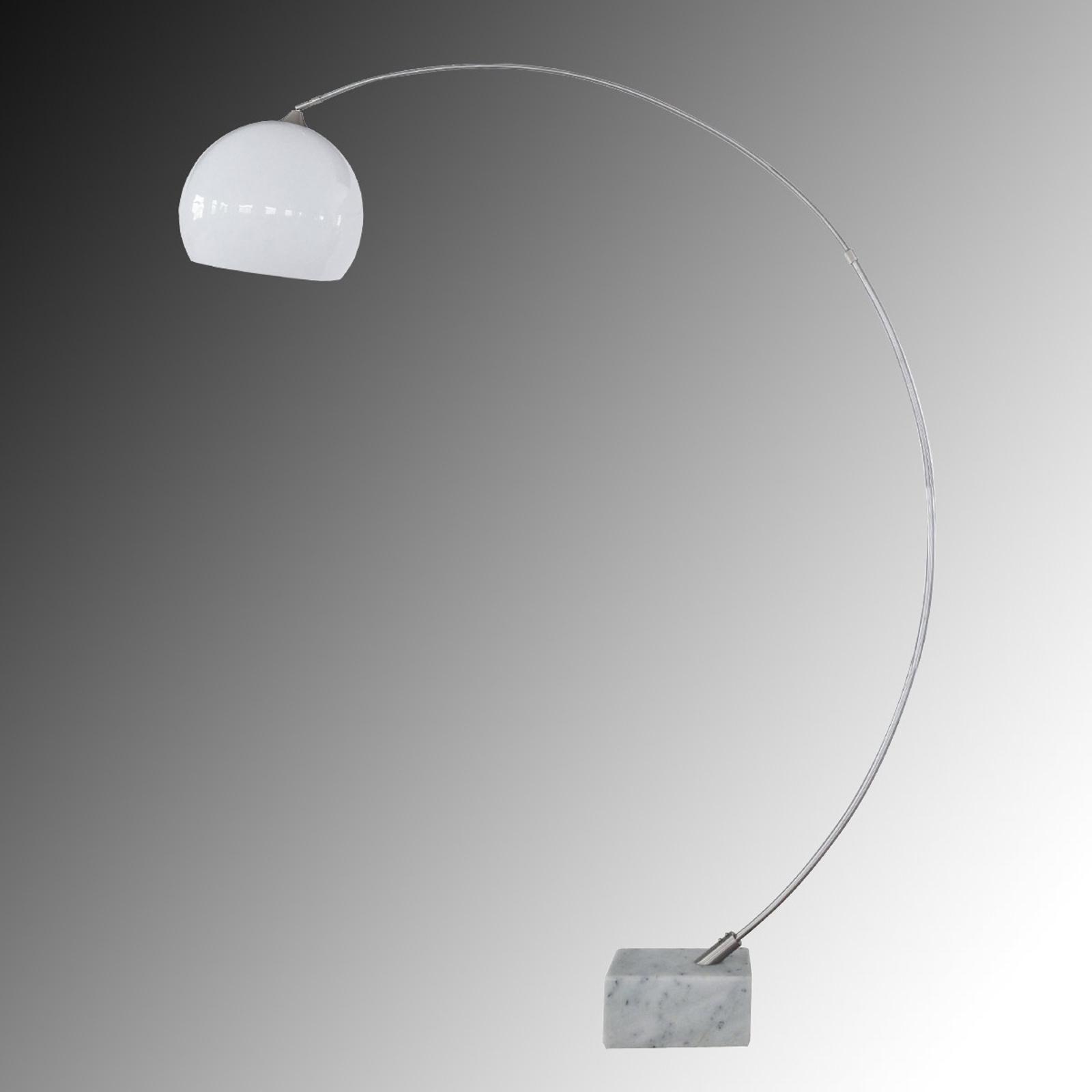 Edele booglamp Mani met snoerschakelaar