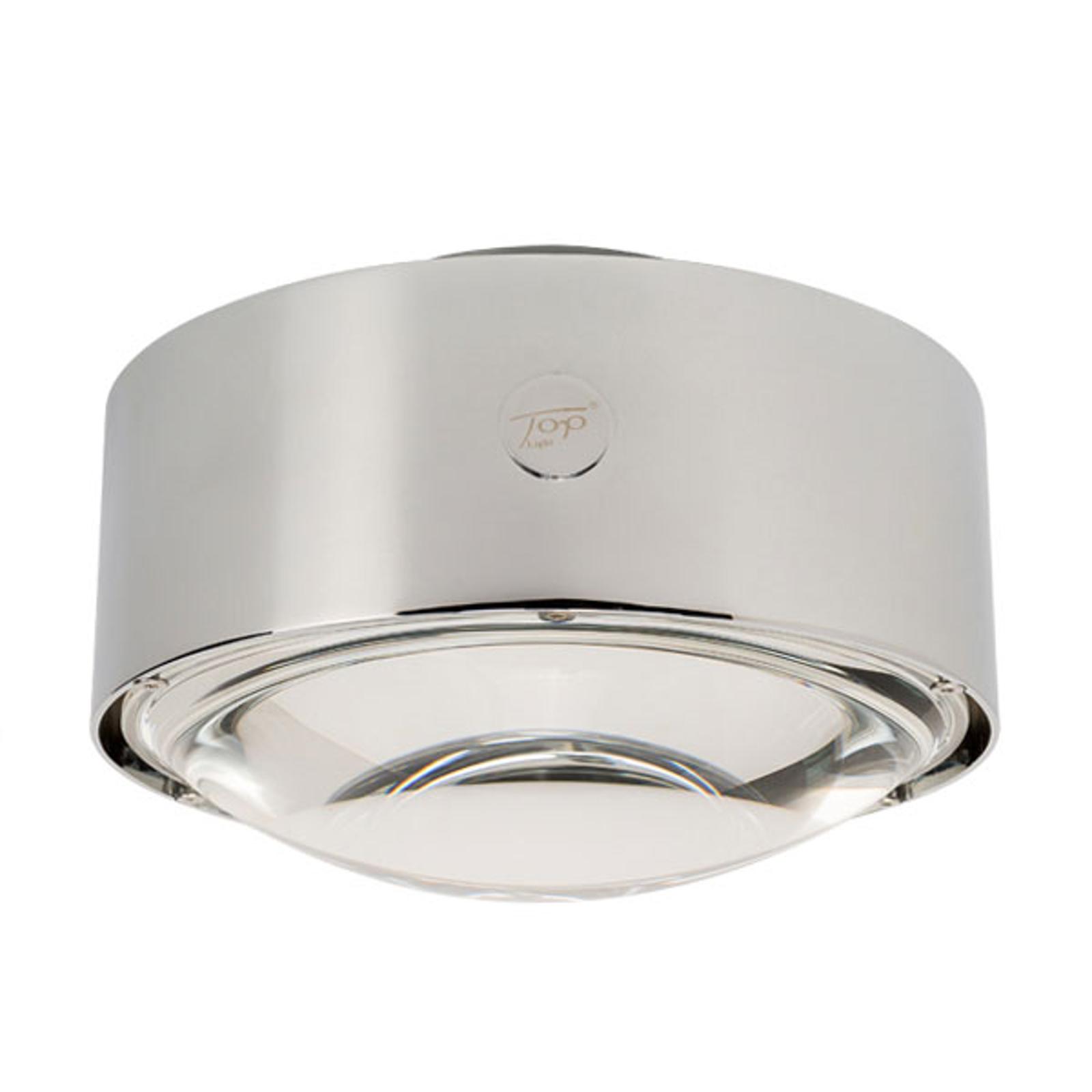 LED plafondlamp Puk Meg Maxx Plus, mat chroom
