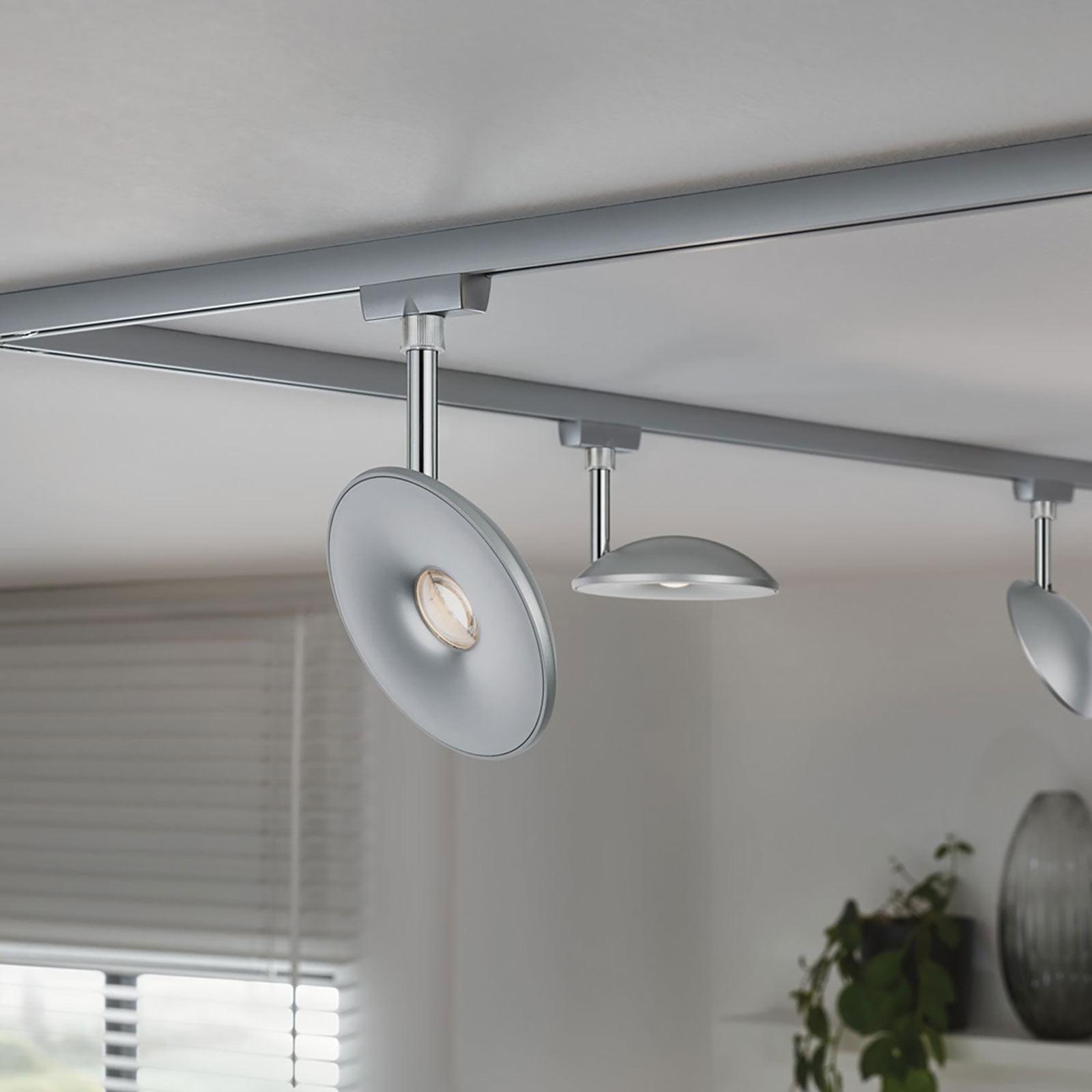 Paulmann URail LED spot Eye mat chroom
