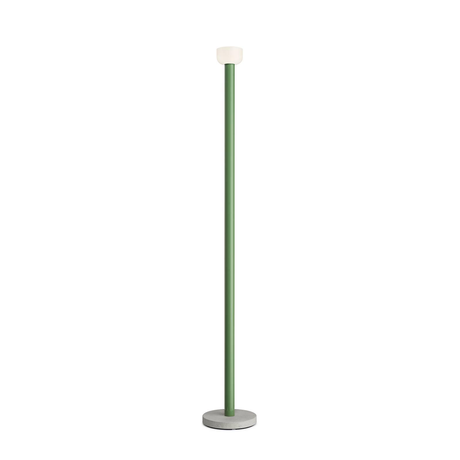 FLOS Bellhop LED-Stehleuchte, grün
