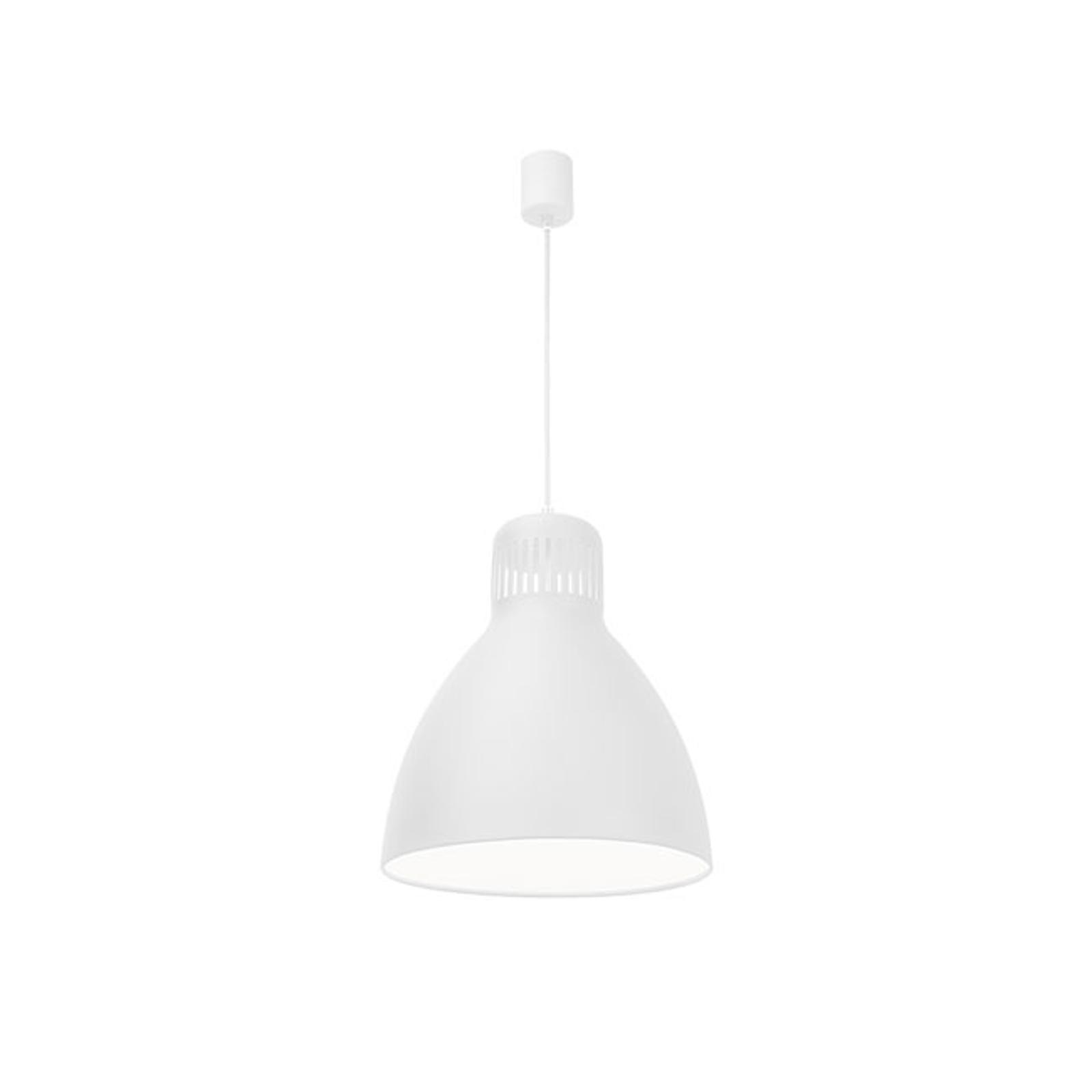 LED-Hängelampe L-1, DALI-dimmbar, 4.000 K, weiß