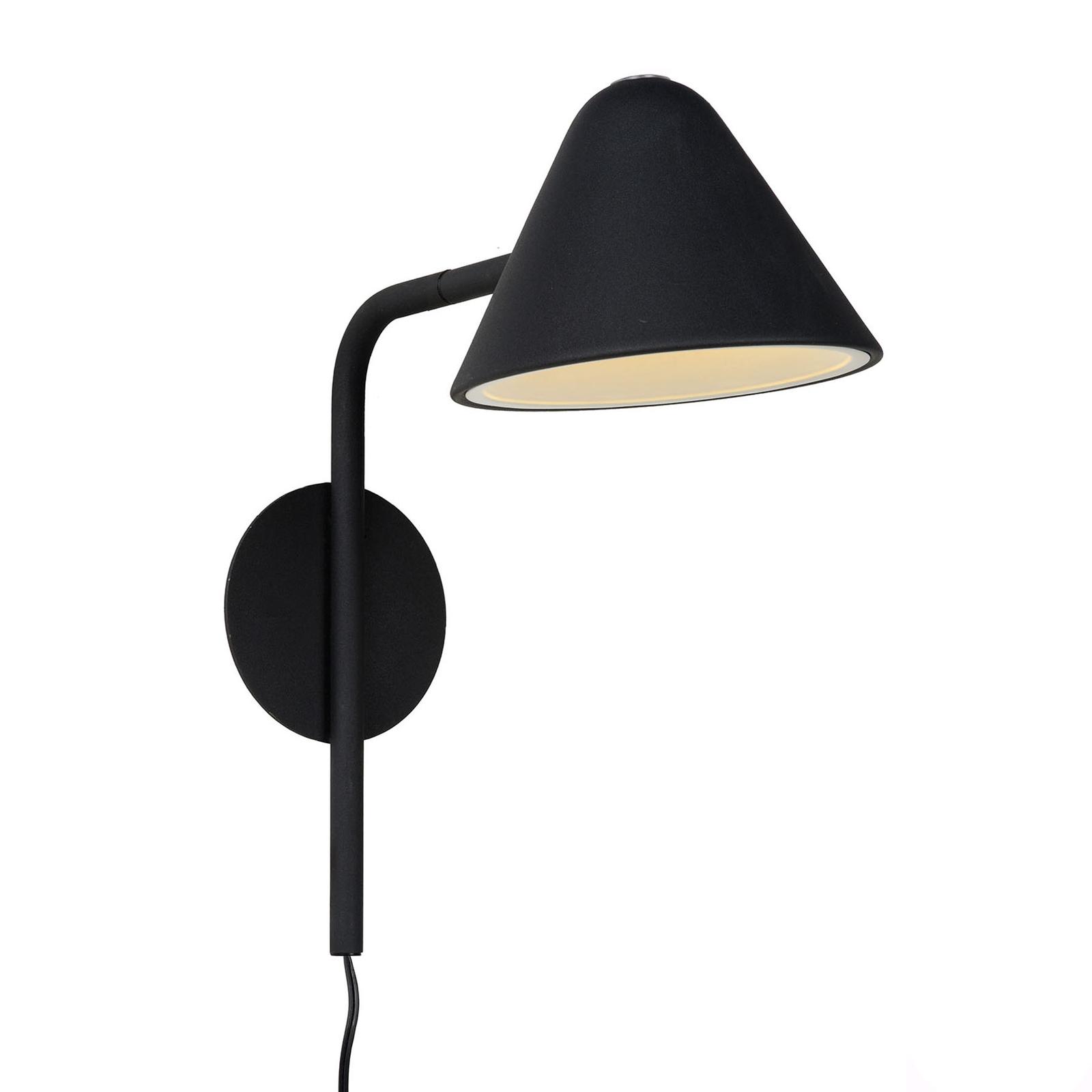 Devon LED-væglampe med stik