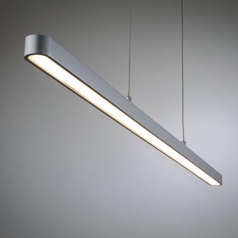 Paulmann URail péndulo LED Lento, cromo mate