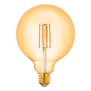 EGLO connect E27 6 W globlampa G125 bärnsten