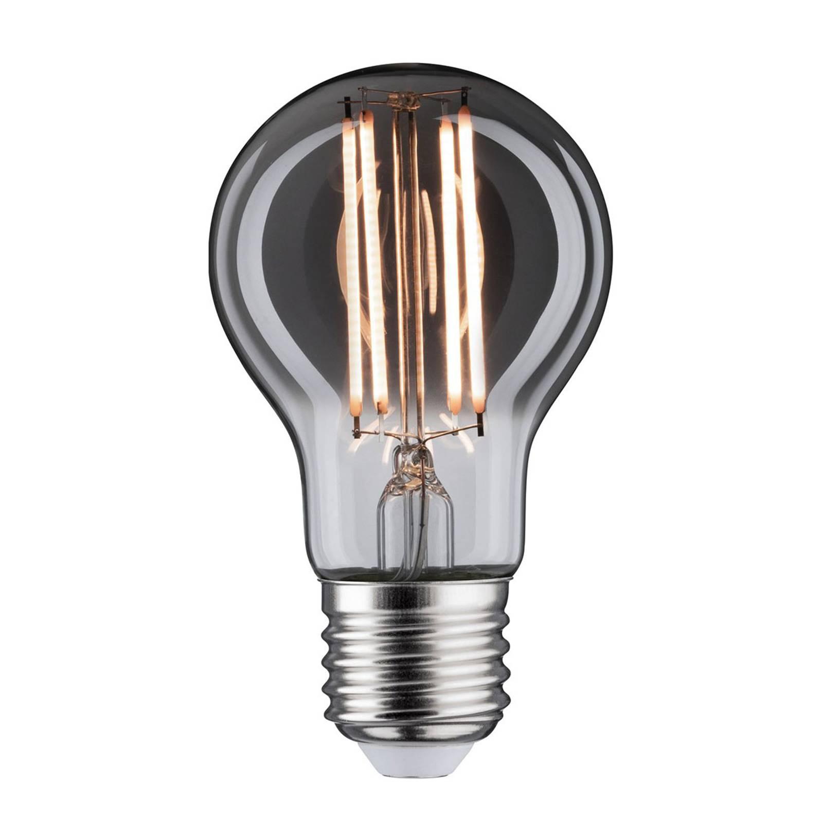 E27 7,5W lampadina LED 2.200K fumé, dimmerabile