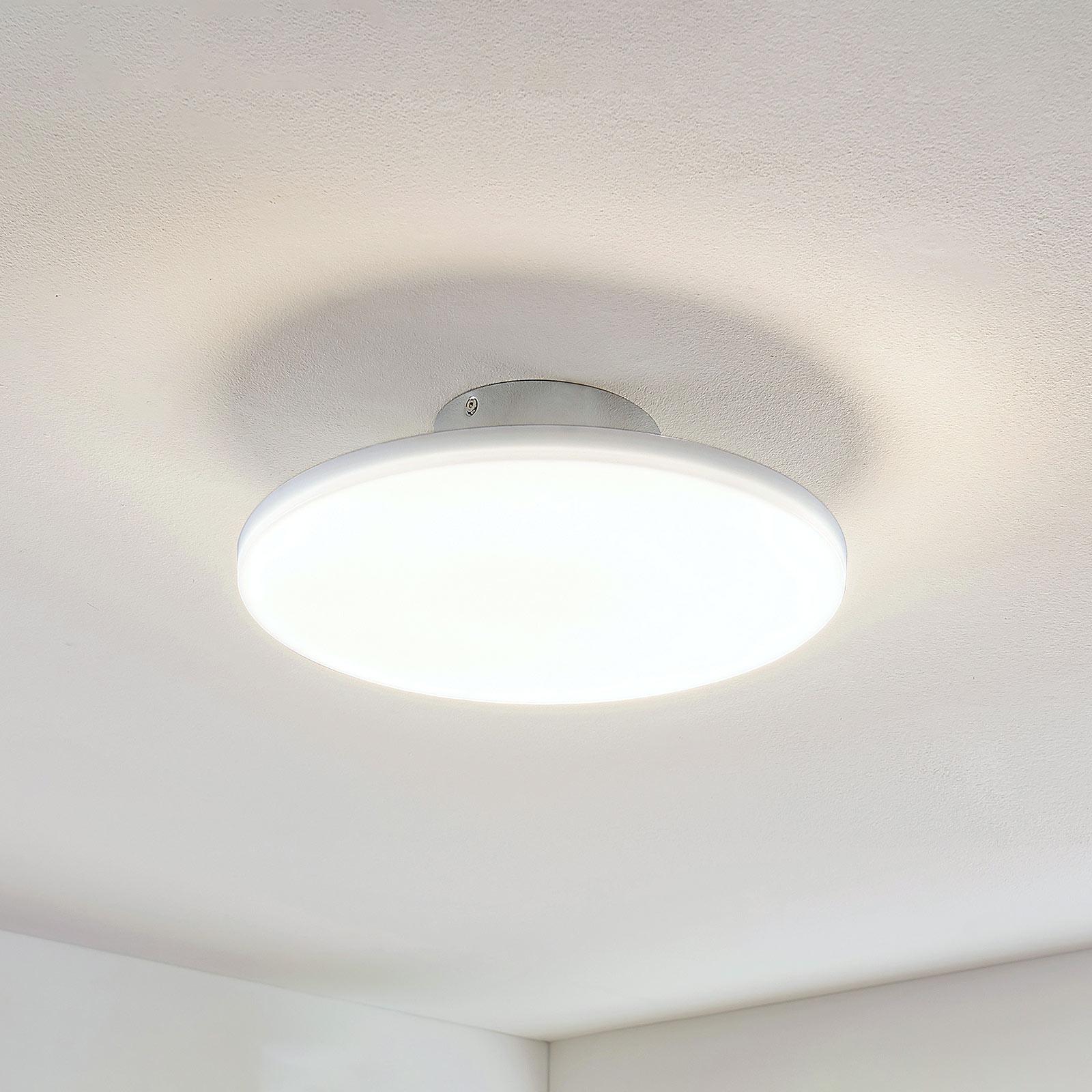 Lampa sufitowa LED Sherko, okrągła, 1-punktowa