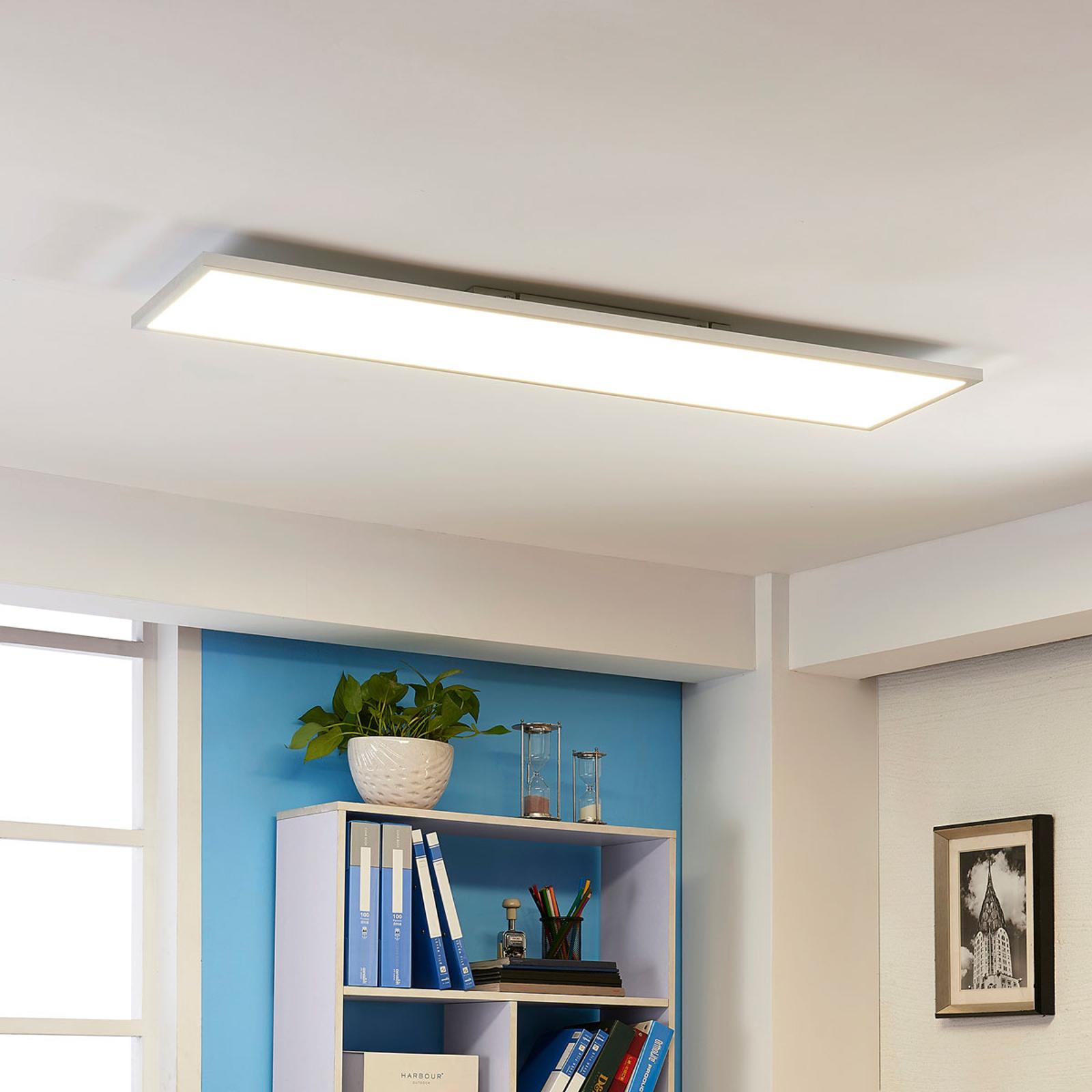 Arcchio Arthur LED-panel, universel hvid 40 W