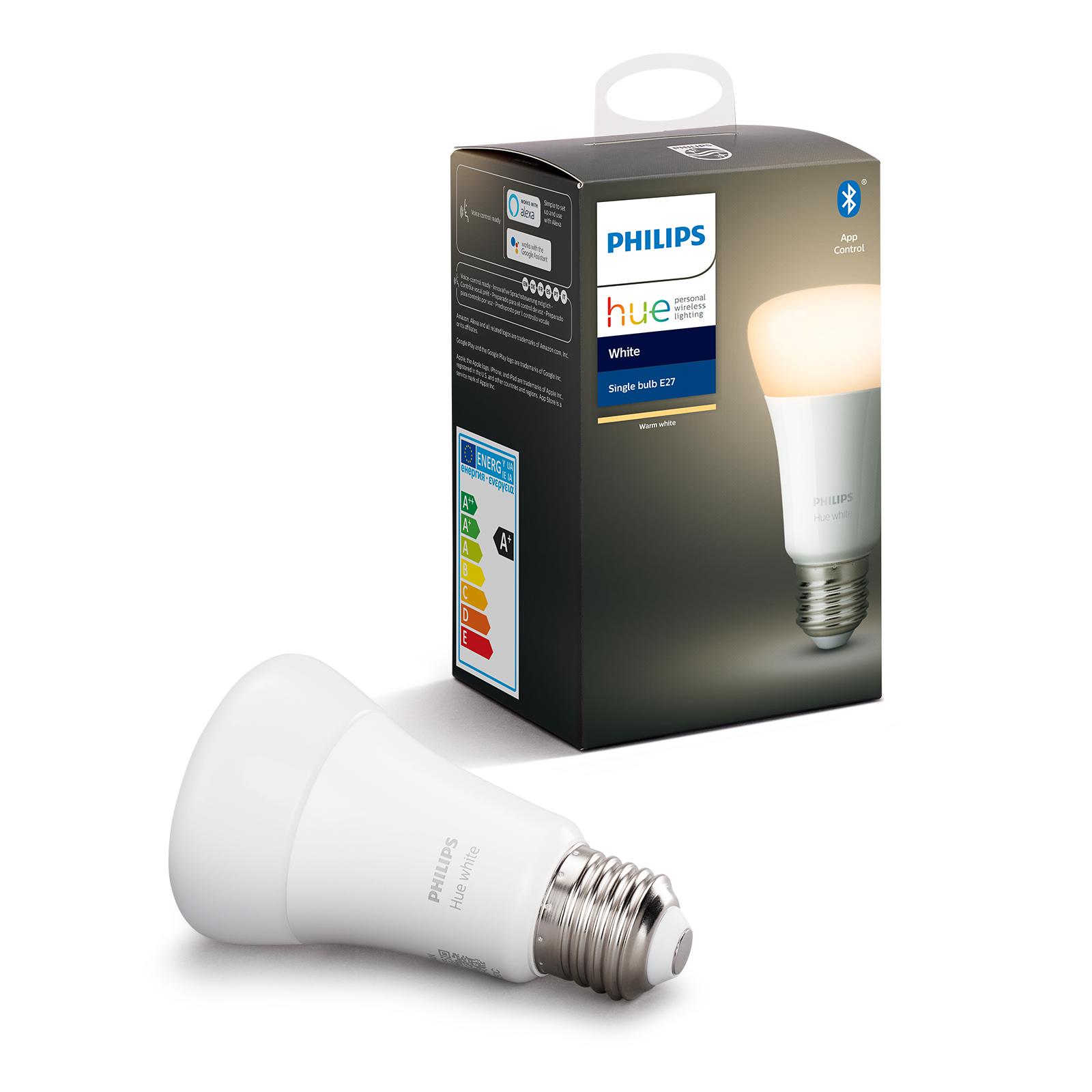Philips Hue White 9W E27 ampoule LED
